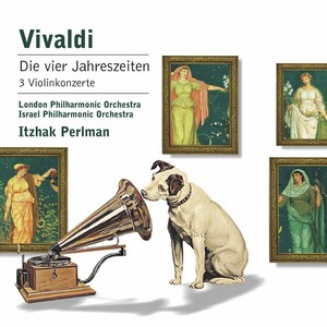 Vivaldi: Die vier Jahreszeiten Albumcover