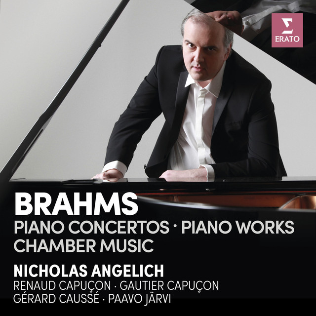 Brahms: Piano Concertos, Piano Works & Chamber Music