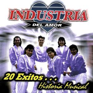 20 Exitos...Historia Musical Albumcover