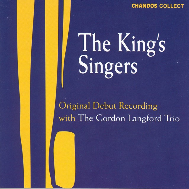 King'S Singers (The): Original Debut Recording Albumcover