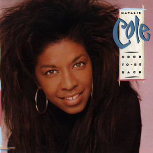 Natalie Cole Starting Over Again cover