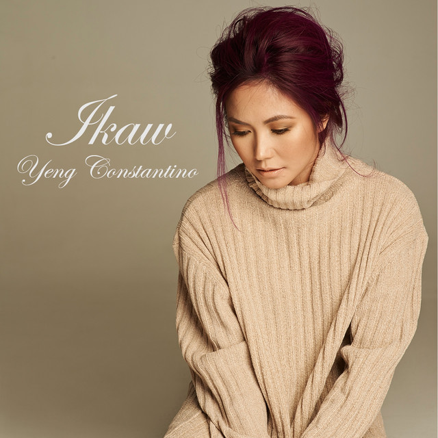 Yeng Constantino Ikaw album cover