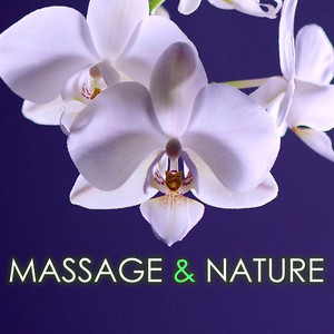 Massage & Nature - Spa Music with Water Sounds Albumcover