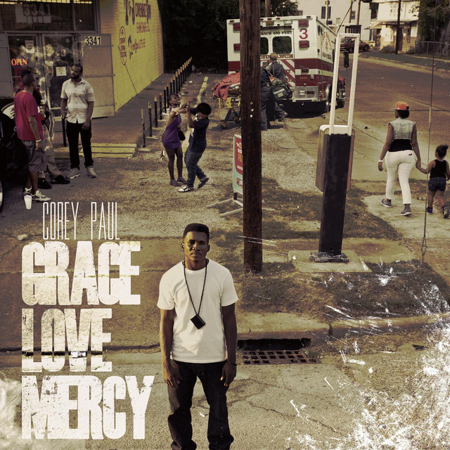 Grace Love Mercy