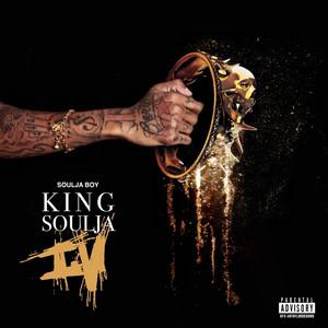 King Soulja 4 Albumcover