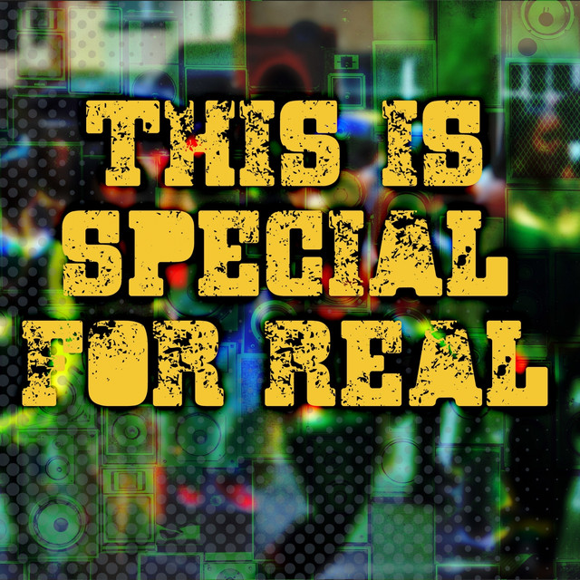 Various Artists This is Special for Real! album cover