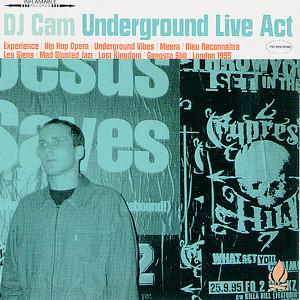 Underground Live Act Albumcover
