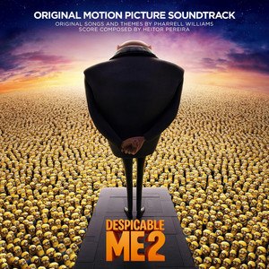 Despicable Me 2 (Original Motion Picture Soundtrack) album
