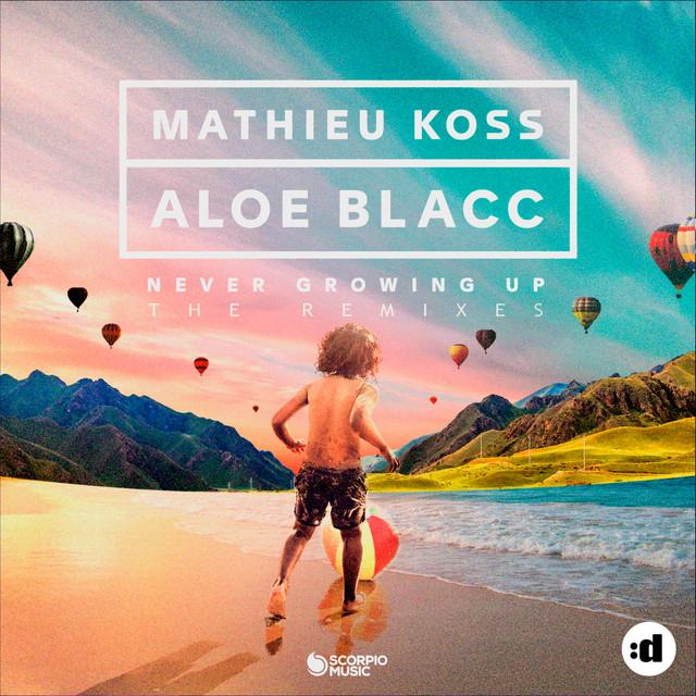 Mathieu Koss & Aloe Blacc & Raven & Kreyn - Never Growing Up (Remixes)