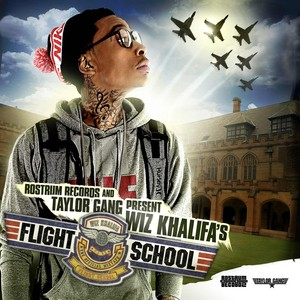 Flight School Albumcover