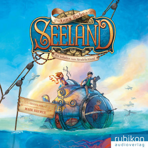 Seeland (Per Anhalter zum Strudelschlund) Audiobook