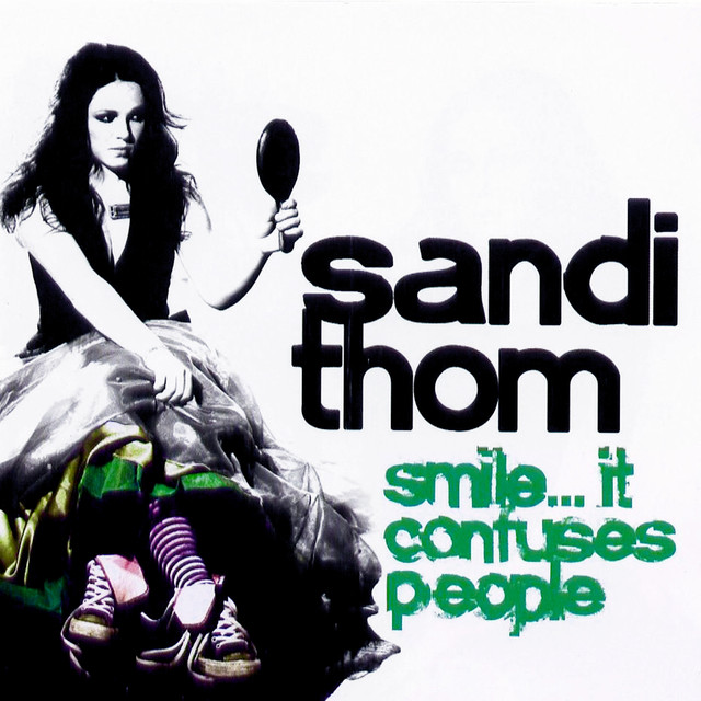 I Wish I Was A Punk Rocker - Sandi Thom - Custom Backing Track MP3