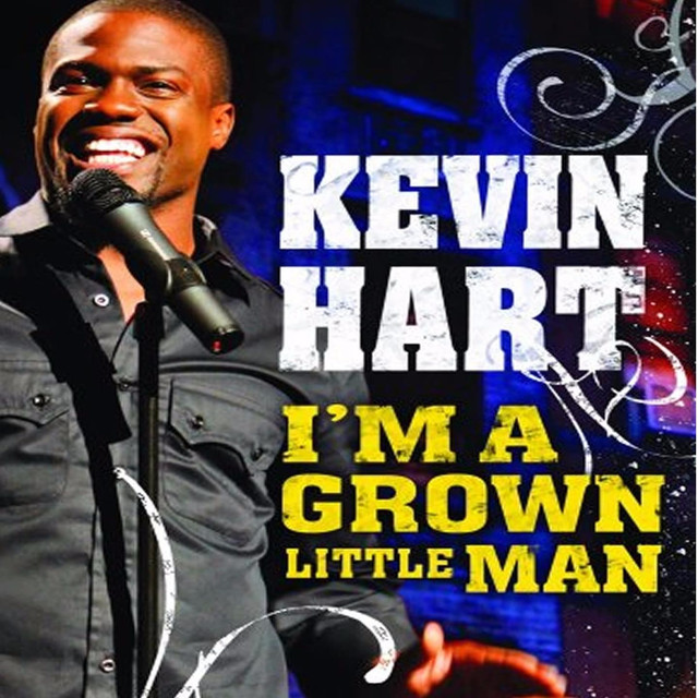 Album cover for I'm a Grown Little Man by Kevin Hart