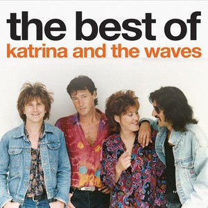 The Best Of Katrina and the Waves Albumcover