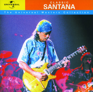 Classic Santana - The Universal Masters Collection Albumcover