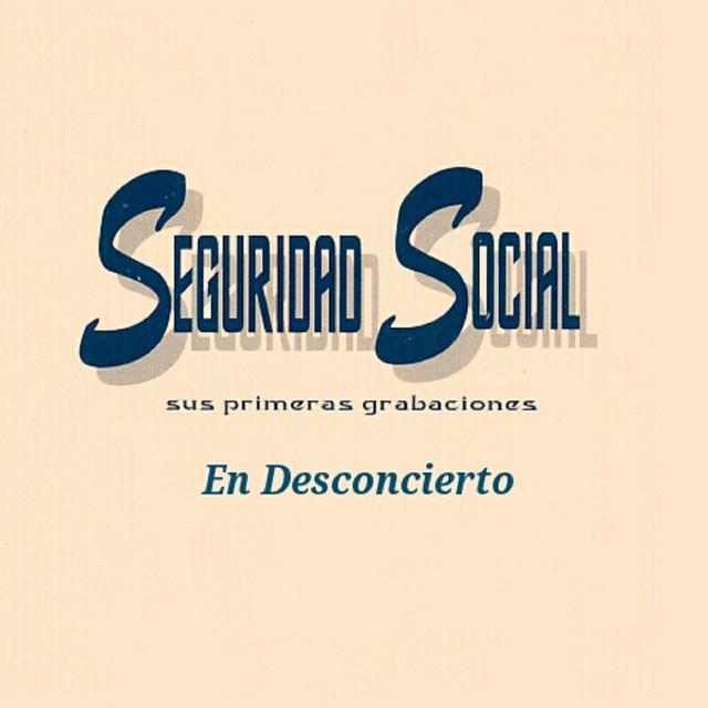 Seguridad Social En desconcierto album cover