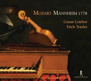 Mozart: Mannheim 1778 Albümü
