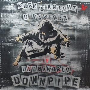 Copertina di D. Ramirez - Downpipe - Original Radio Edit