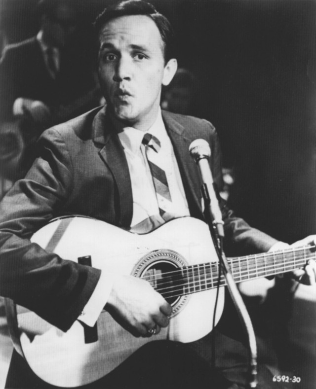 Roger Miller Do-Wacka-Do (And You Had A) cover
