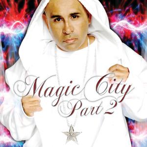 MAGIC CITY Albumcover