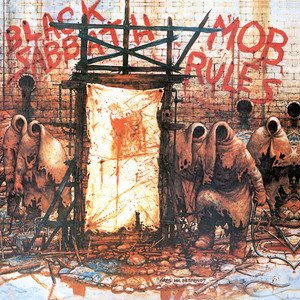 Mob Rules (Deluxe Edition) Albumcover