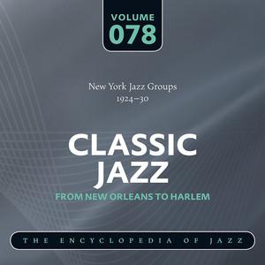 New York Jazz Groups 1924-30 album