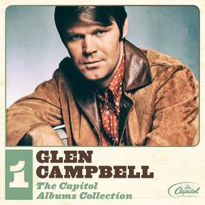 Glen Campbell Mornin' Glory cover