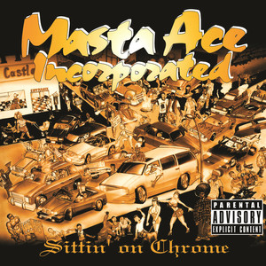 Masta Ace Incorporated Turn It Up cover