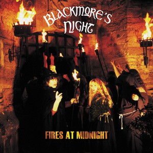 Blackmore's Night Written in the Stars cover