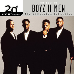 The Best Of Boyz II Men 20th Century Masters The Millennium Collection - Boyz II Men