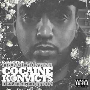 Cocaine Konvicts Albumcover