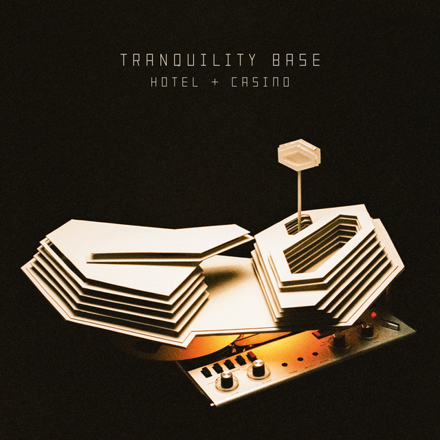 Album cover for Tranquility Base Hotel & Casino by Arctic Monkeys