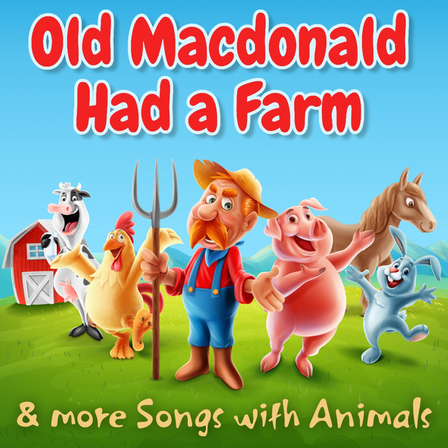Old Macdonald Had a Farm & More Songs with Animals