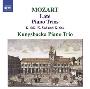 Mozart, W.A.: Piano Trios, Vol. 2 (Kungsbacka Trio) Albumcover