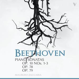 Beethoven: Piano Sonatas, Opp. 10, 78 & 79 Albümü