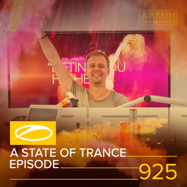 Album cover for ASOT 925 - A State Of Trance Episode 925 by Armin van Buuren, Armin van Buuren ASOT Radio