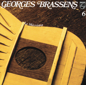 Le Mecreant-Volume 6 - Georges Brassens