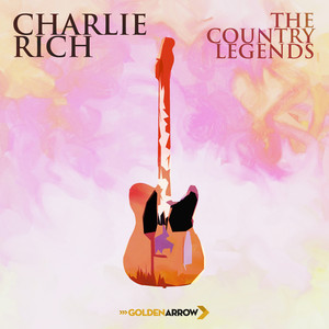 Charlie Rich - The Country Legends album