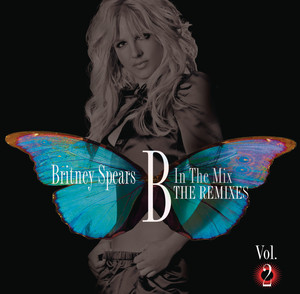 B In The Mix, The Remixes Vol 2 Albumcover