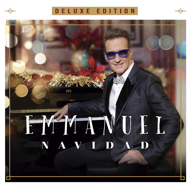 Album cover for Navidad (Deluxe Edition) by Emmanuel