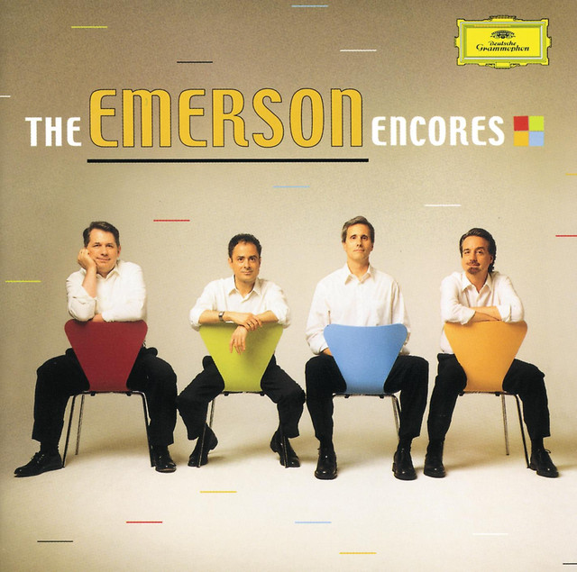The EMERSON Encores by Emerson String Quartet on Spotify