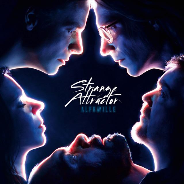 Alphaville Strange Attractor album cover