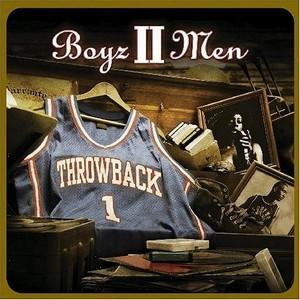 Throwback Albumcover