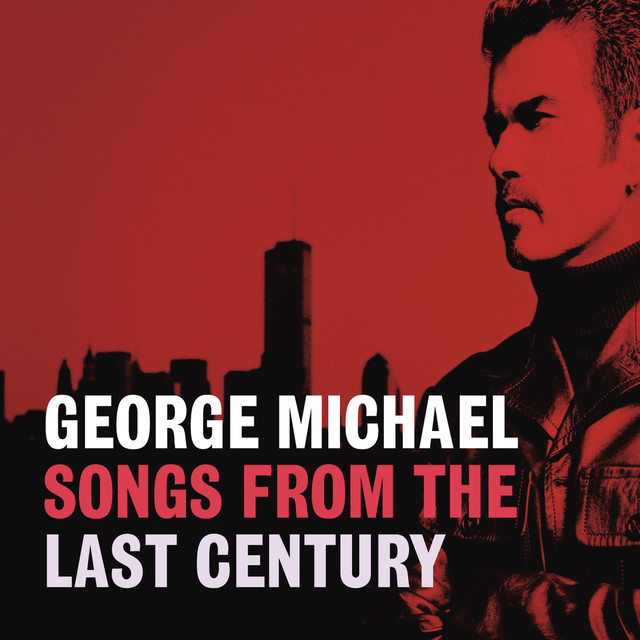 George Michael Songs From the Last Century album cover