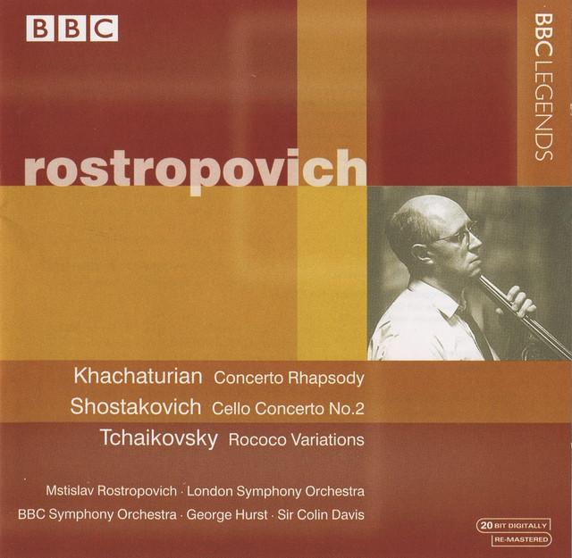 Cello Concerto No  2 in G Major, Op  126: II  Scherzo