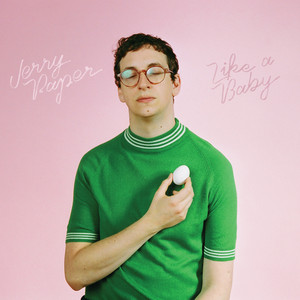 Album cover for Like a Baby by jerry paper