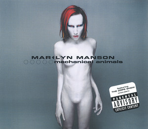 Mechanical Animals Albumcover