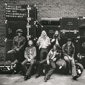 The 1971 Fillmore East Recordings album