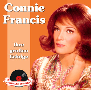 Connie Francis Robot Man cover