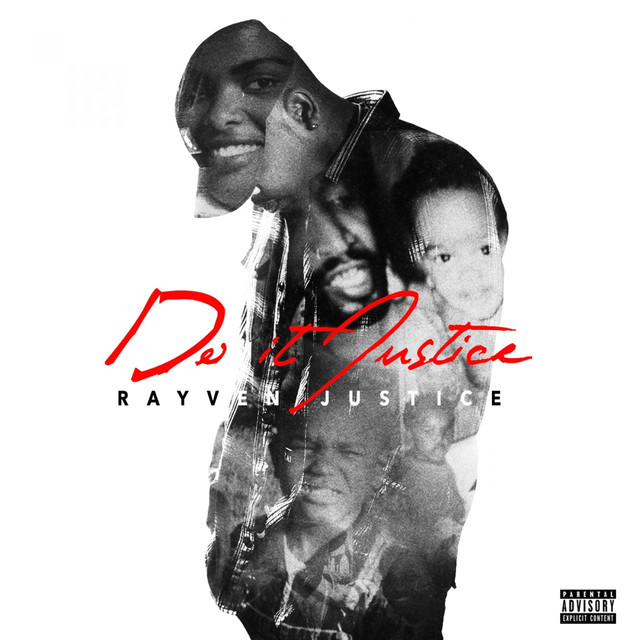 Album cover for Do It Justice by Rayven Justice